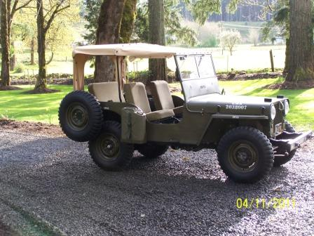 Mighty Mite Jeep 1967 International Harvester Mighty