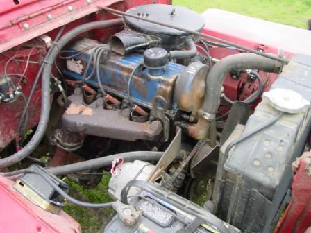 Engine Swap? - The CJ2A Page Forums