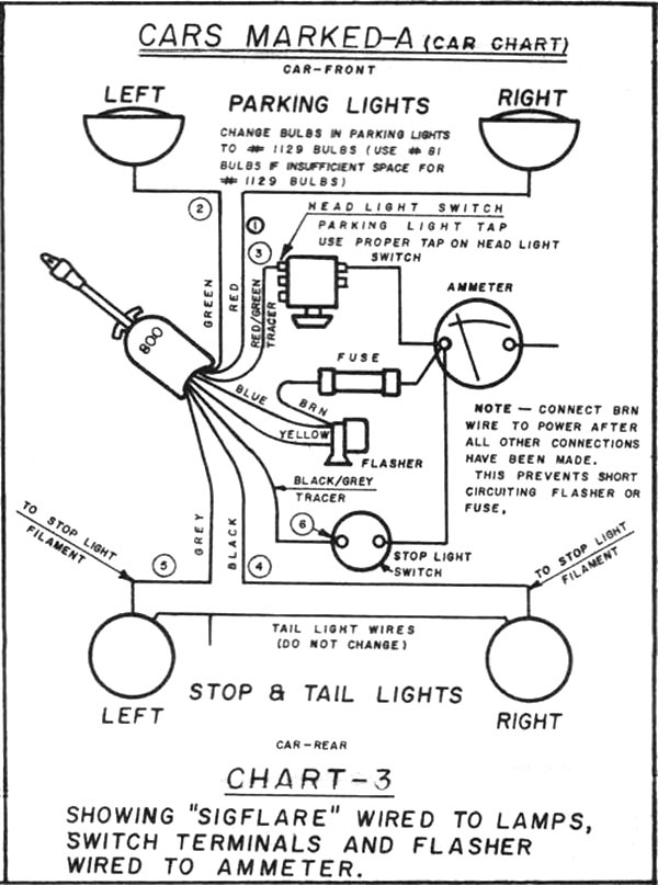 turn signals - the cj2a page forums - page 1  the cj2a page
