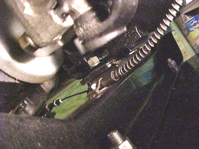 Handbrake Cable Securing Clamps The Cj2a Page Forums