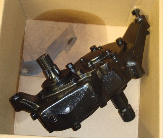 Pto Drive Shaft Bolt : Unusual rear pto gearbox the cj a page forums