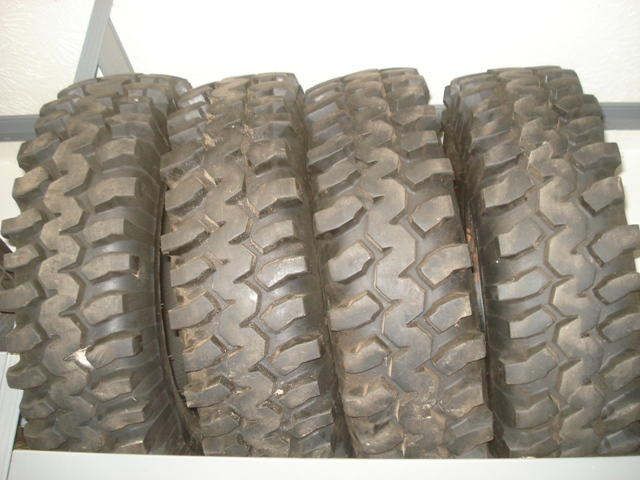 Off Road Tire for the Off Roads