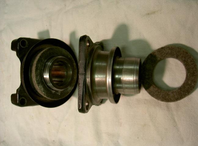 Output shaft yoke companion flange the cj a page forums