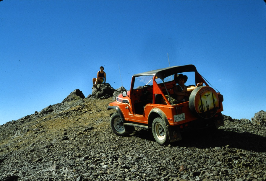 Family Jeep Fever - The CJ2A Page Forums - Page 1