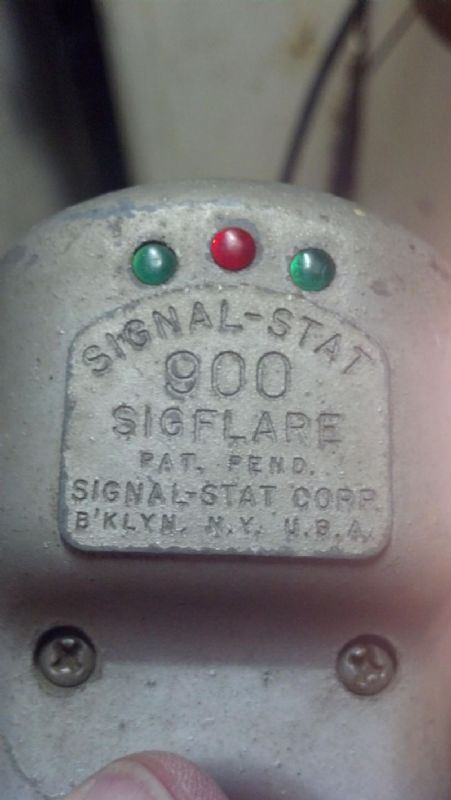 Signal Stat 900 - The Cj2a Page Forums