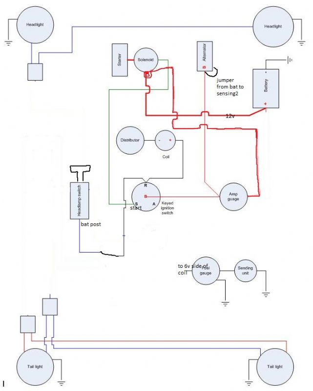 12v wiring diagram the cj2a page forums page 1 rh thecj2apage com