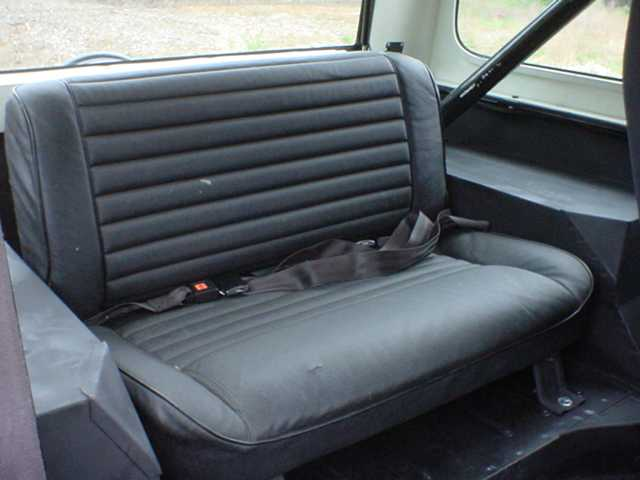 Rear Bench Seat Options The Cj2a Page Forums