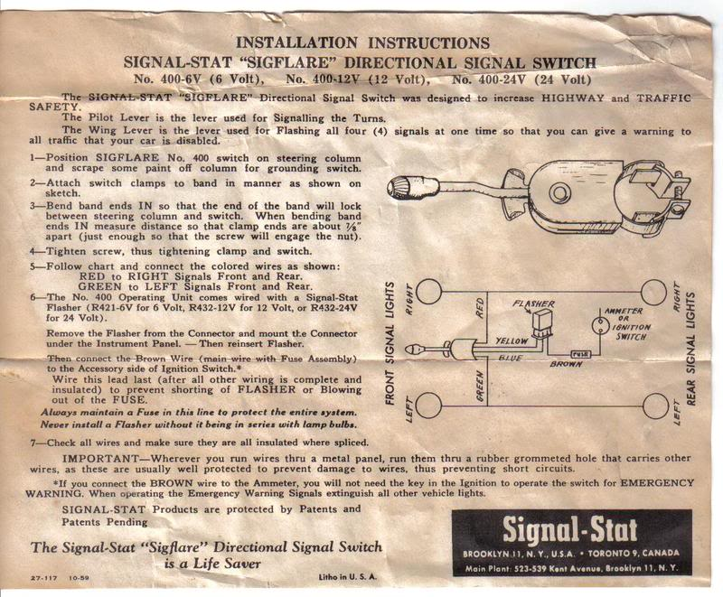 Turn signals - The CJ2A Page Forums - Page 2 on turn signal flasher diagram, signal stat 14, signal stat headlights, signal stat ford, 1979 f150 turn signal diagram, 1981 ford f-150 turn signal diagram, signal stat 905, universal turn signal switch diagram, 1955 chevy turn signal diagram, 1988 f150 signal light switch diagram, 7-wire turn signal diagram,