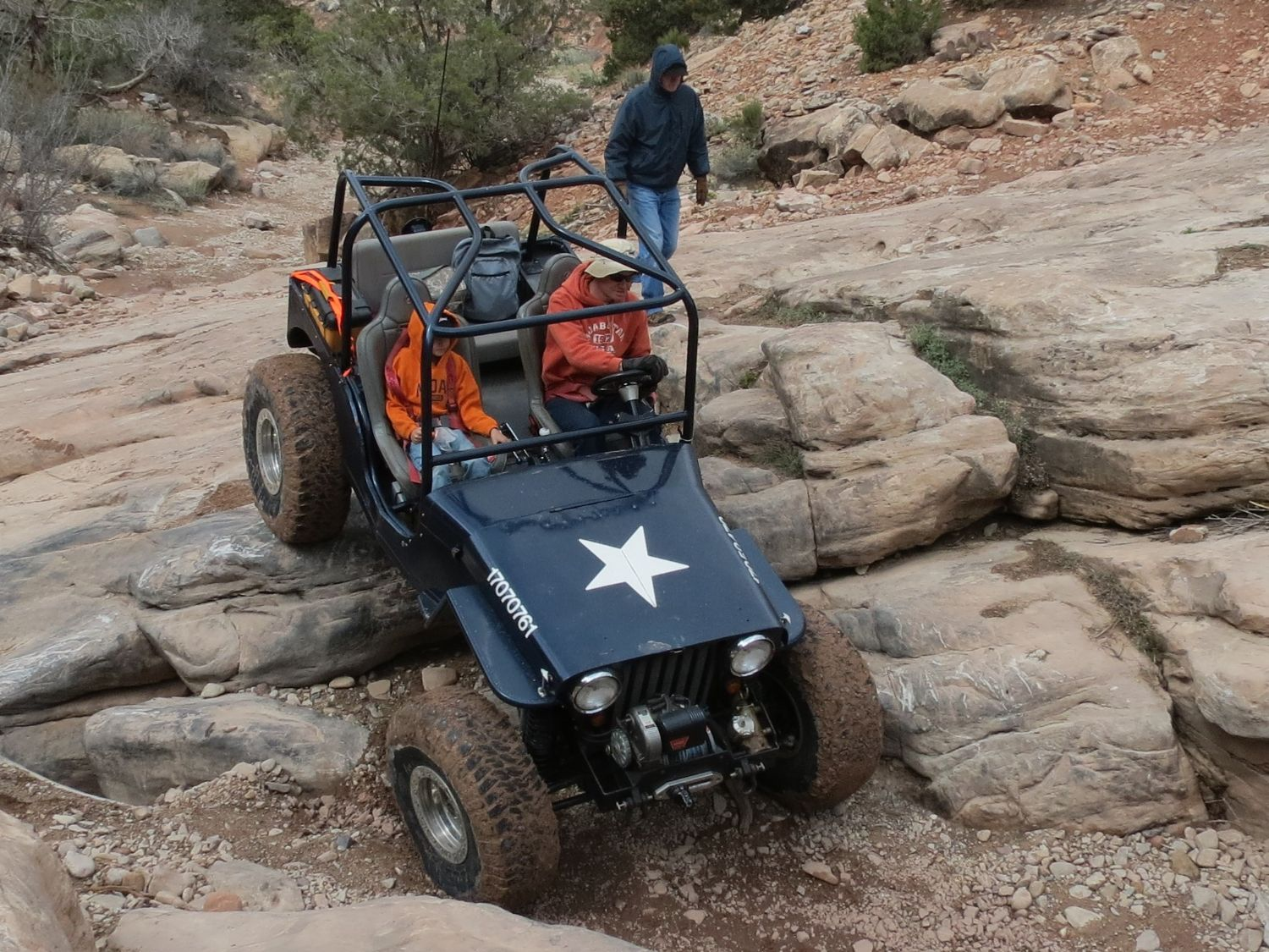 Roll cage design experience? - The CJ2A Page Forums - Page 1