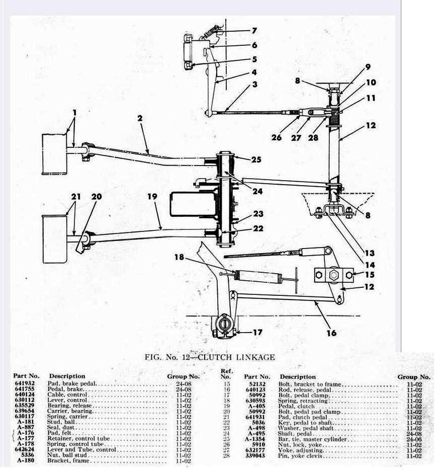 35 Jeep Cj7 Clutch Linkage Diagram