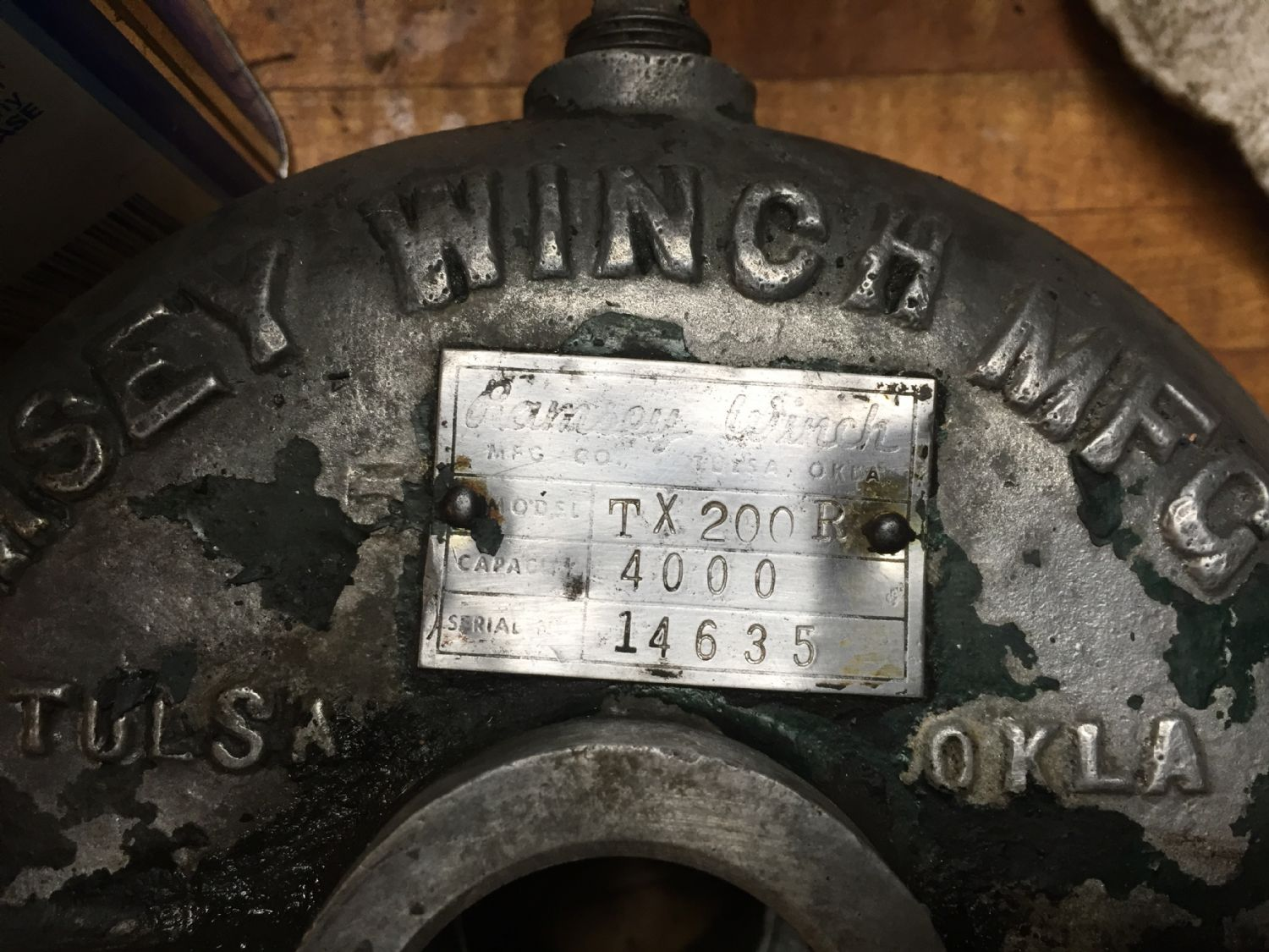 Ramsey winch - The CJ2A Page Forums - Page 1 on