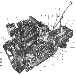 [EQHS_1162]  The CJ2A Page - Specifications | L134 Engine Diagram |  | The CJ2A Page