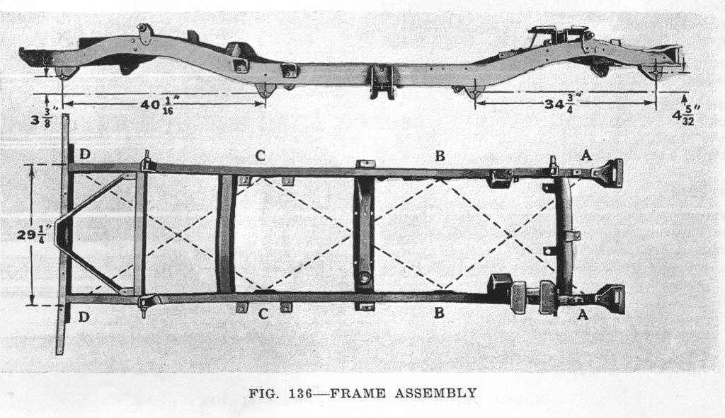 s10 frame diagram frame dimension rear spring mounts the cj2a page forums page 1  frame dimension rear spring mounts